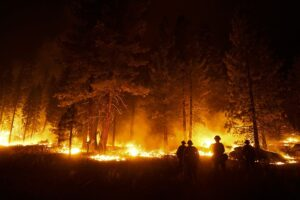 Η ρύπανση του αέρα από τις δασικές πυρκαγιές συνδέεται με 33.500 θανάτους ετησίως