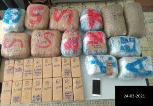 Συλλήψεις στα Ιωάννινα για υποθέσεις ναρκωτικών